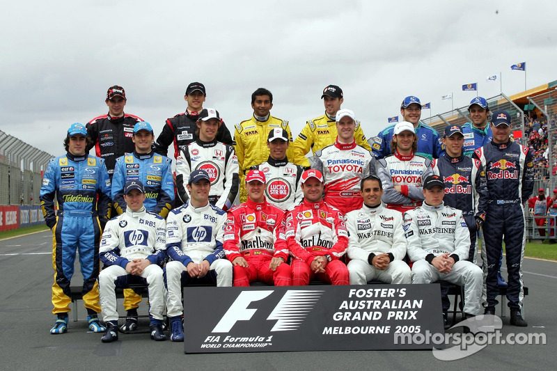 Les rookies de la saison 2005