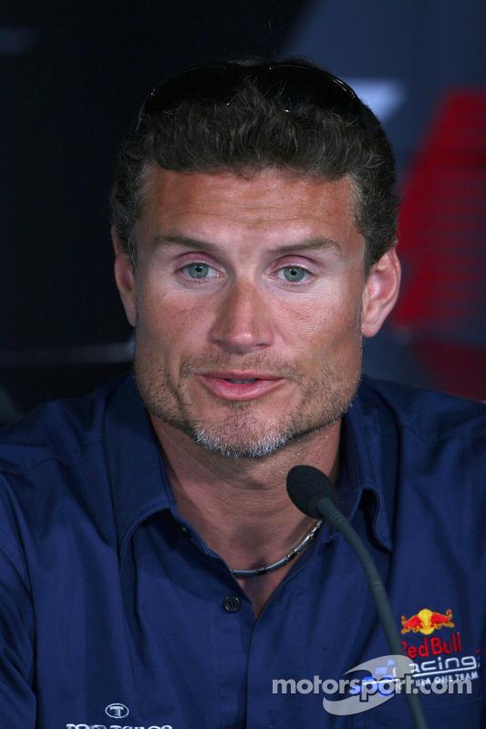 Conferencia de prensa FIA del jueves: David Coulthard