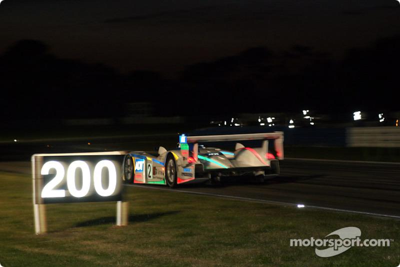 ADT Champion Racing Audi R8 N°2 : Frank Biela, Emanuele Pirro, Allan McNish