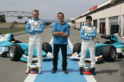 DPR photoshoot: Olivier Pla, Dave Price and Ryan Sharp