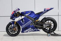 Gauloises Yamaha Team Gruppenfoto: Yahama YZR M1