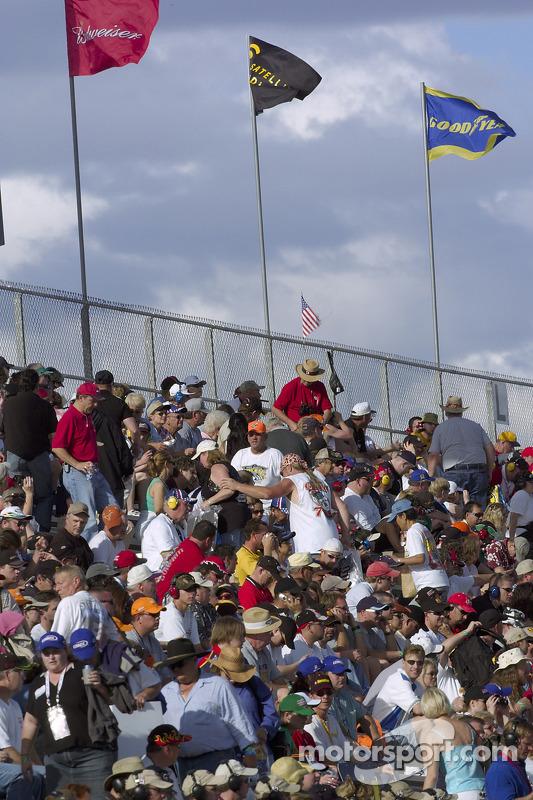 Fans de NASCAR