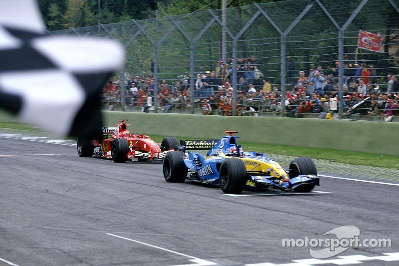 4- GP de San Marino 2005, Ímola