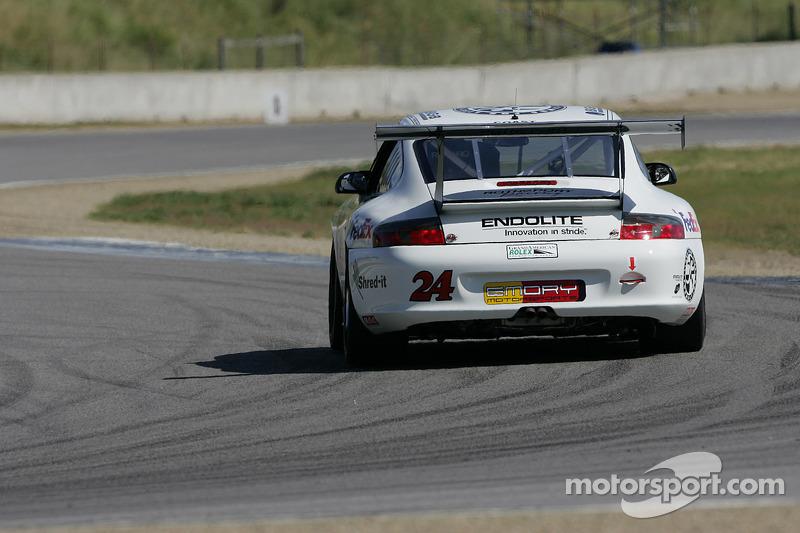 Emory Motorsports/ BGB Porsche GT3 Cup : Rod Emory, Chris Ridgway