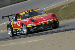 #43 Team Sahlen Porsche GT3 Cup: Will Nonnamaker, Wayne Nonnamaker