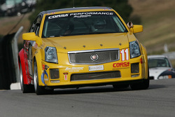 #11 Powell Motorsport Cadillac CTS-V: Don Knowles, Devon Powell