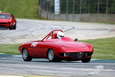 Historic Sportscar Racing Mitty Challenge