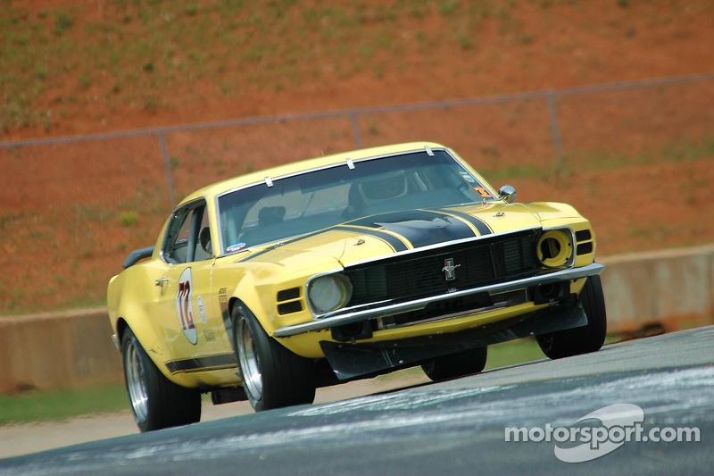 Craig Ross Boss Mustang