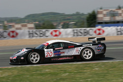 #20 RAM Racing Saleen S7 R: Max Stanco, Rafal Janus