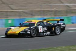 #5 Konrad Motorsport Saleen S7 R: Robert Lechner, Uwe Alzen