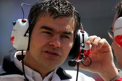 Toyota chief race engineer Dieter Gass