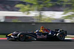 David Coulthard, Red Bull RB1