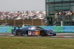 #15 JMB Racing Maserati MC 12 GT1: Karl Wendlinger, Andrea Bertolini