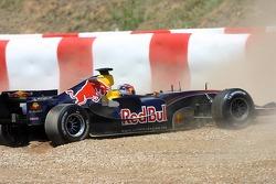 Dreher: Christian Klien, Red Bull RB1
