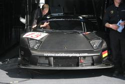 Lamborghini Murcielago R of GT of Kox and Simon