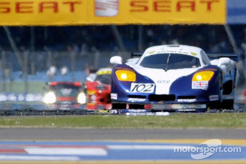 #102 Eclipse Motorsport Mosler MT900 R: Phil Keen, Nigel Taylor