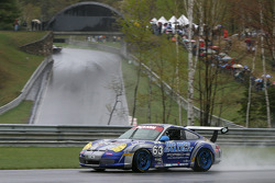 #63 Auto Gallery/ TRG Porsche GT3 Cup: Dave Master, Marc Bullock, Andy Brumbaugh