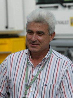 Father of Fernando Alonso
