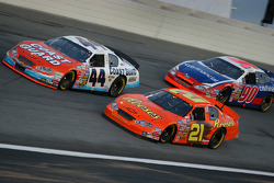 Kevin Harvick, Justin Labonte and Elliott Sadler