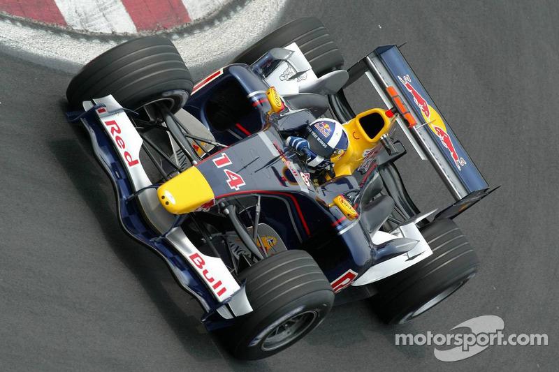 2005 : Red Bull RB1