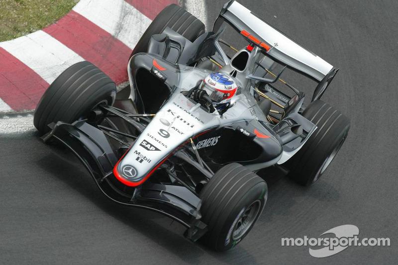 2005 - Kimi Räikkönen, McLaren