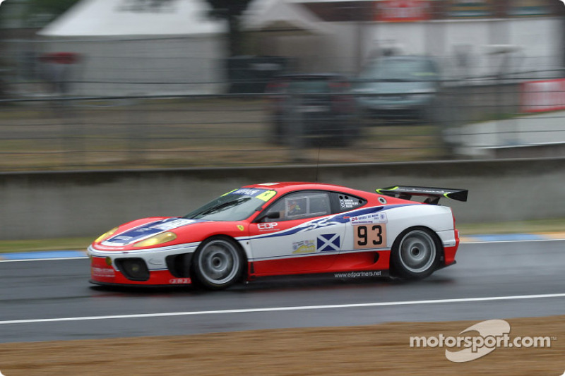 2001 Ferrari 360 GT