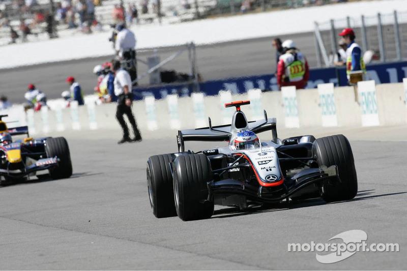 Kimi Raikkonen, McLaren MP4/20 (2005)