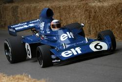 #6 1972 Tyrrell-Cosworth 006, class 10: John Delane
