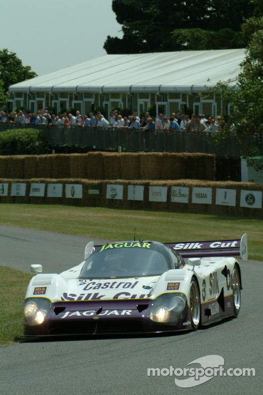 #12 Jaguar XJR12 de 1990: Justin Law