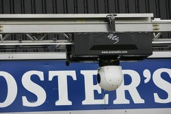 TV camera at Silverstone