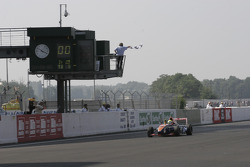 Sunday race Europa Formula Renault 2.0