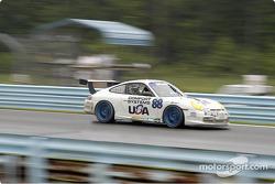 #88 TRG Porsche GT3 Cup: Steve Johnson, Robert Nearn