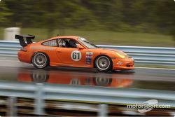 #61 SAMAX/ Doncaster Racing Porsche GT3 Cup: Ken Wilden, Dave Lacey, Greg Wilkins