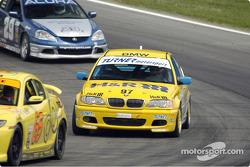 #97 Turner Motorsport BMW 330i: Tim Pappas, Steve Pfeffer