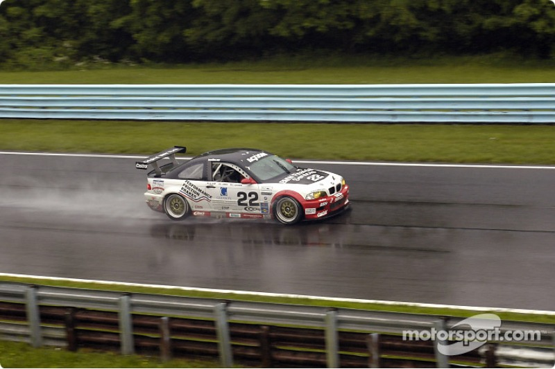 Prototype Technology Group BMW M3 : Ian James, Chris Gleason, Boris Said