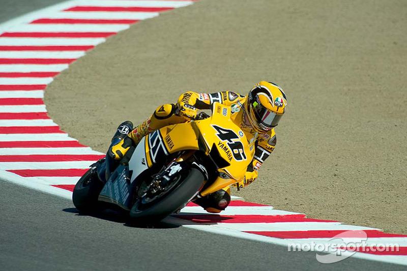Gauloises Yamaha - Валентино Россі - Гран Прі США, 2005 рік