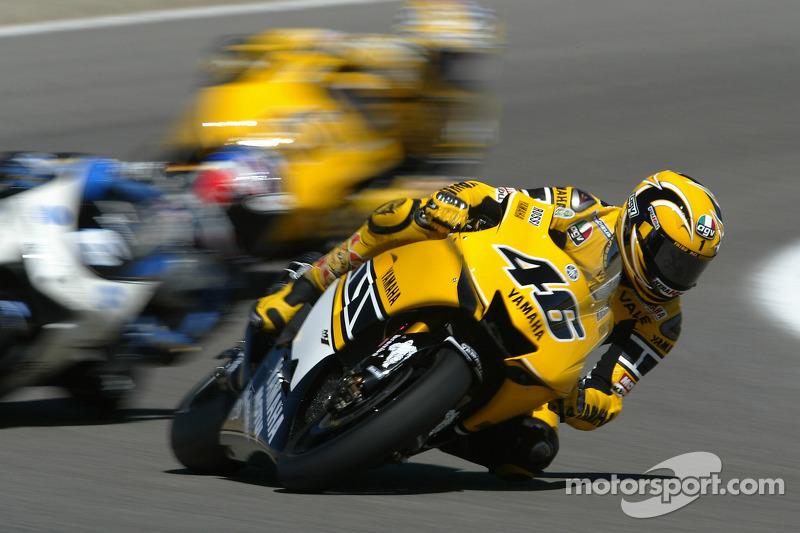 2005. Yamaha YZR-M1 (Гран Прі США)