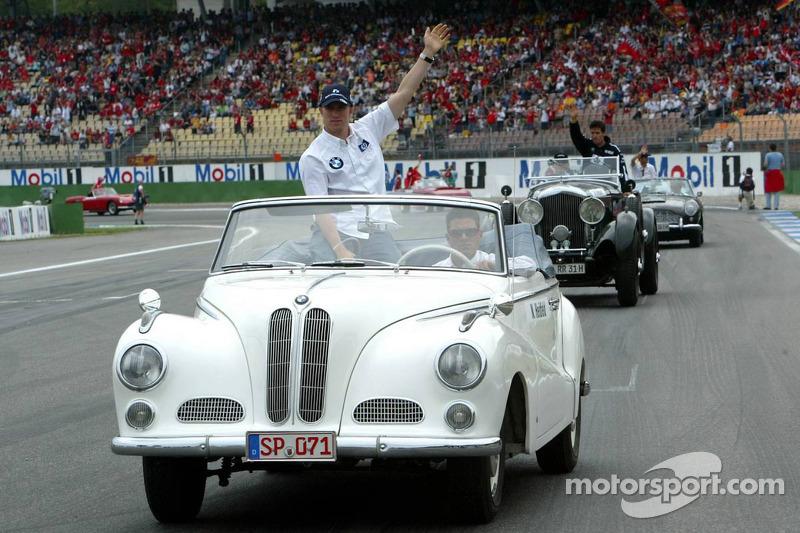 Presentación de pilotos: Nick Heidfeld