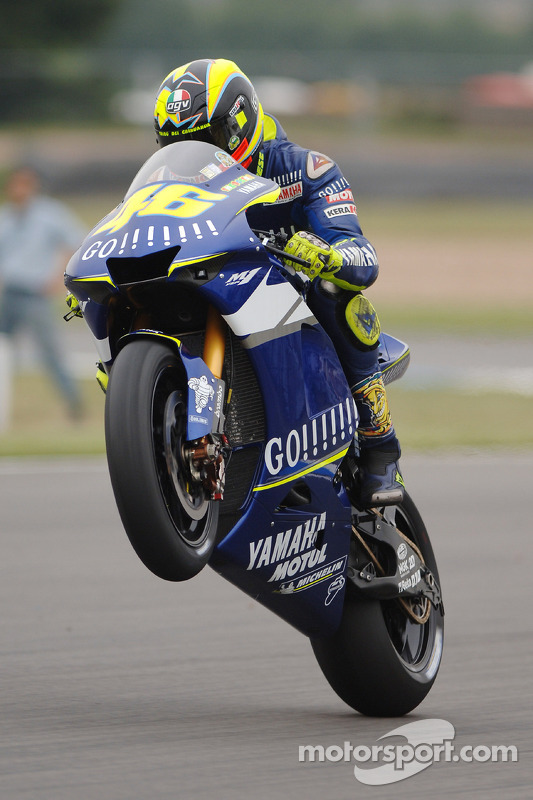 Grand Prix von Großbritannien 2005 in Donington