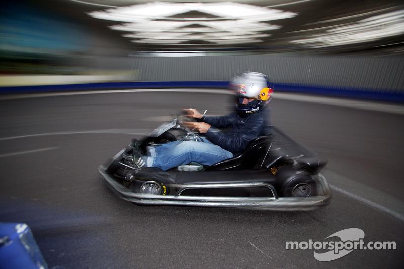 Red Bull Petit Prix en Manheim: Christian Klien