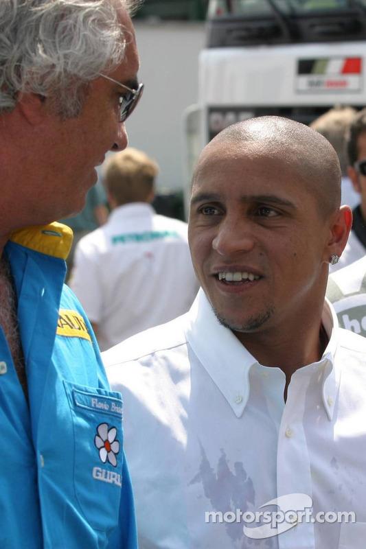 Roberto Carlos futbolista