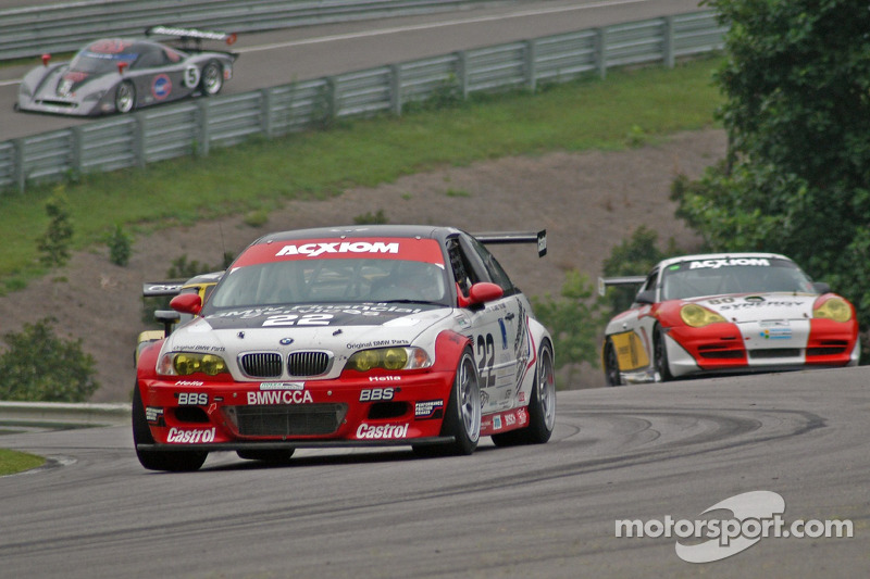 Prototype Technology Group BMW M3 : Chris Gleason Jr., Ian James