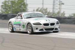 #71 TC Kline Racing BMW Z3: Brian O'Shaughnessy, Kevin O'Shaughnessy