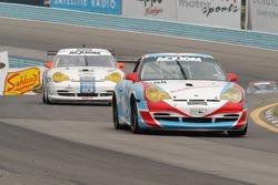 #81 Synergy Racing Porsche GT3 Cup: Mae Van Wijk, Price Cobb