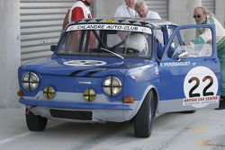22-Perissaguet François-Simca 100 Rallye