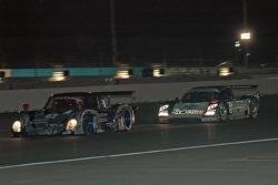 #67 Krohn Racing/ TRG Pontiac Riley: Max Papis, Nic Jonsson, #8 Rx.com/ Synergy Racing BMW Doran: Burt Frisselle, Brian Frisselle