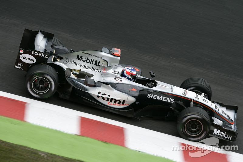 Gran Premio del Belgio - 2005