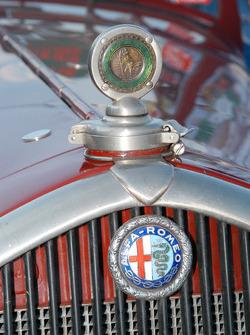 Alfa Romeo radiator cap
