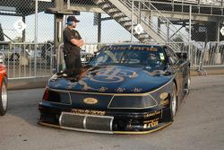 Lauren Fix drives the 1989 Ford Mustang TA