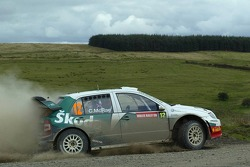 Colin McRae and Nicky Grist